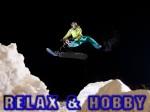 Relax a hobby pro volný čas